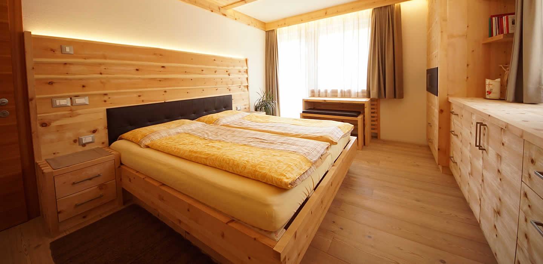 Camere da letto falegnameria alpinestyle alto adige - Camere da letto ultramoderne ...